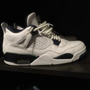 Men's Nike air Jordan 4 retro Columbia
